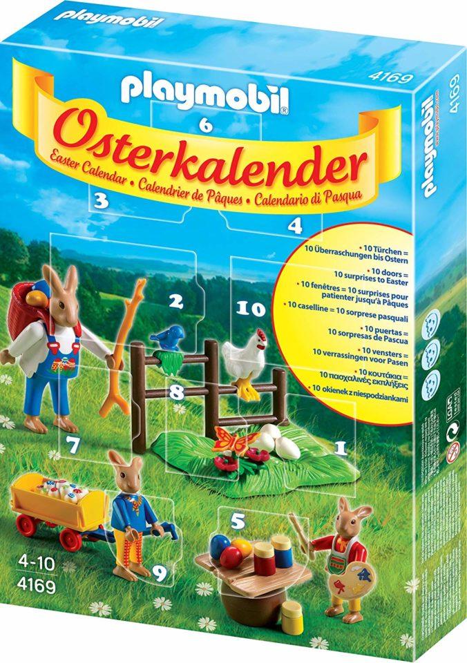 Osterkalender Playmobil