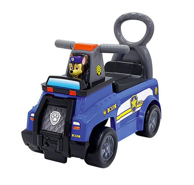 Paw Patrol Polizei Rutschauto für Kinder
