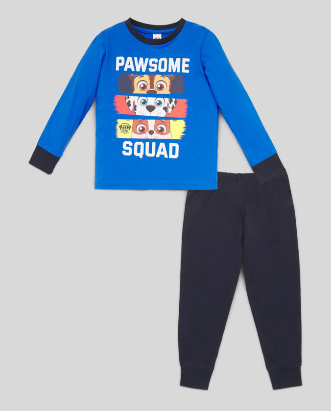 Pyjama mit Paw Patrol Print fuerJungen