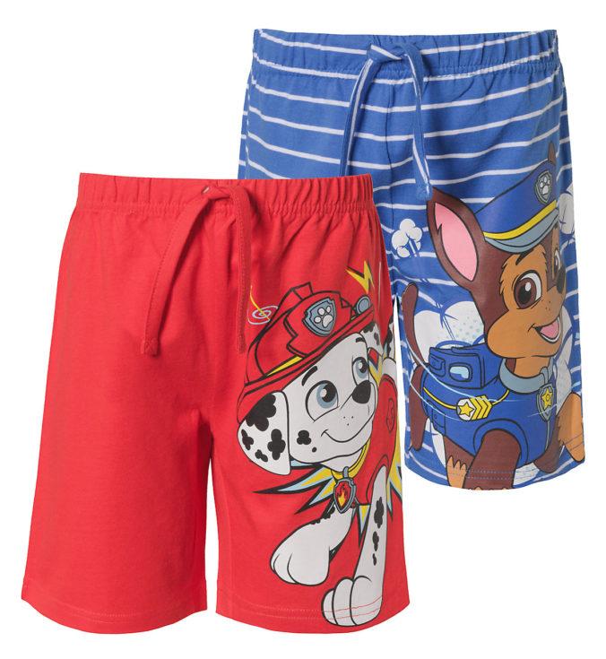 Paw Patrol Shorts für Jungen