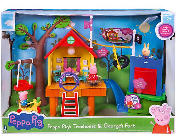 Peppa Wutz Baumhaus Kinderspielzeug