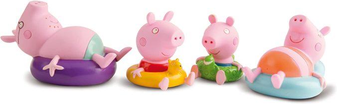 Peppa Badespielzeug