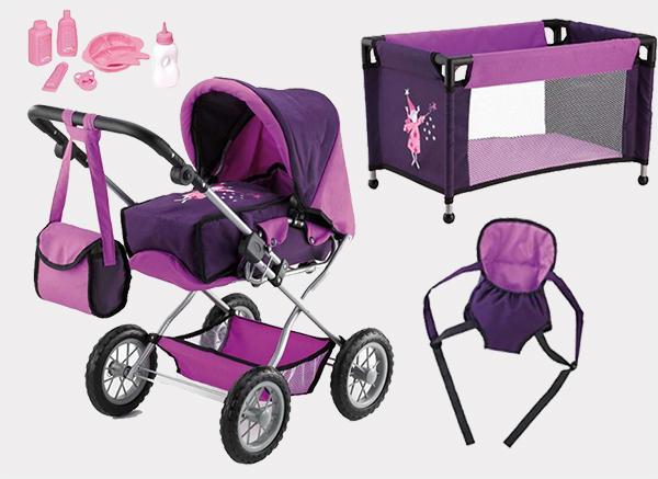 Puppenwagenset LIDL