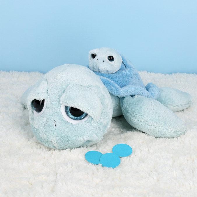 Schildkröte Kuscheltier