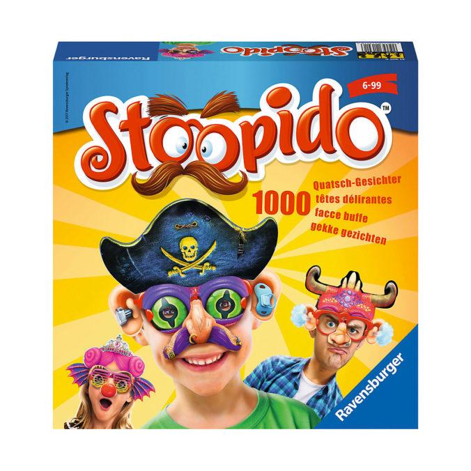 Kinderspiel Stoopido