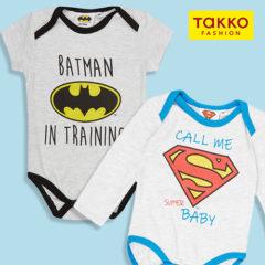 Superman und Batman Body von TAKKO