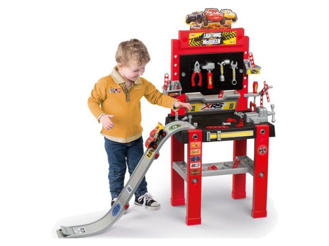 Cars Werkzeugbank