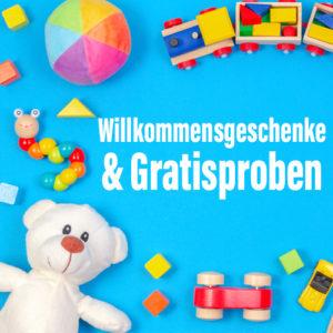 Liste ALLER Babyclubs: Willkommensgeschenke, Gratisprodukte uvm.