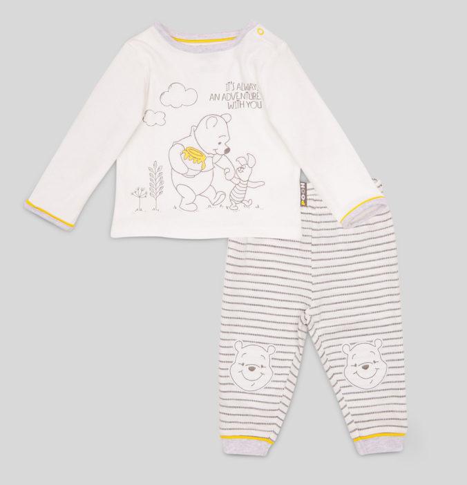 Winnie Puuh Pyjama für Kinder