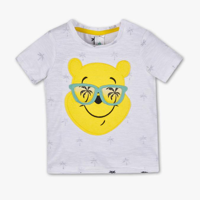 Winnie Puuh T-Shirt fuer Babys