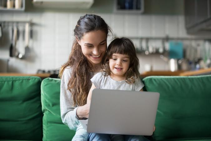 Mama Teilzeitarbeit in Elternzeit