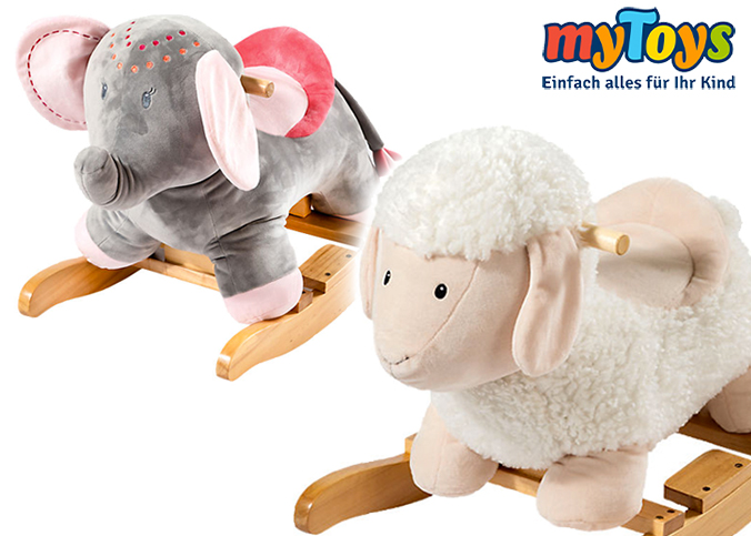 Schaukeltiere von myToys