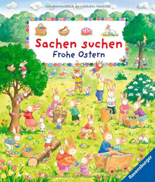 Sachen Suchen Kinderbuch