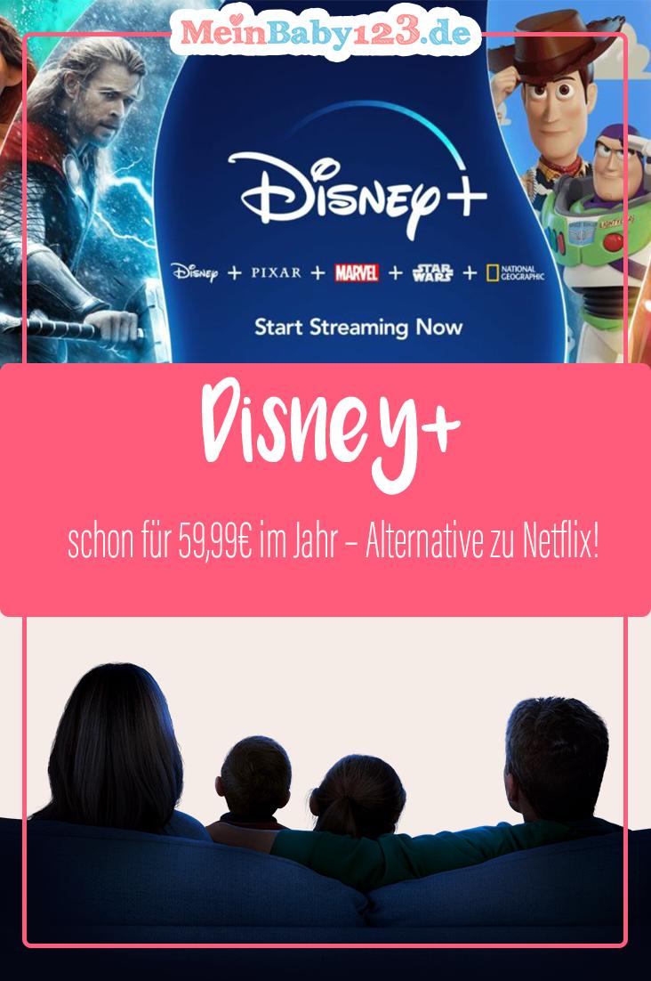Disney+ Account Teilen