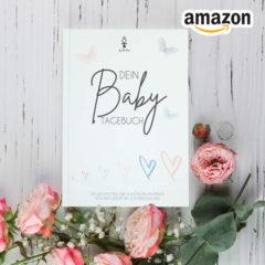 """Erinnerungsbuch """"Dein Babytagebuch"""""""