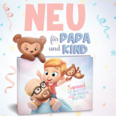 Kinderbuch von HurraHelden Papa-Edition