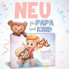 Kinderbuch von HurraHelden Papa-Edition