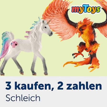 Einhorn und Feuer-Adler von Schleich
