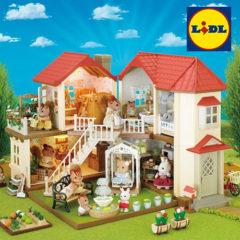 Sylvanian Spielhaus für Kinder