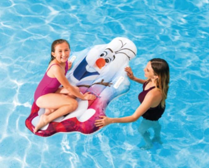 Frozen Poolmatratze