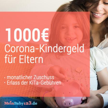 Corona Kindergeld