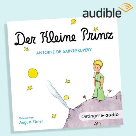"""Hörbuch """"Der kleine Prinz"""""""