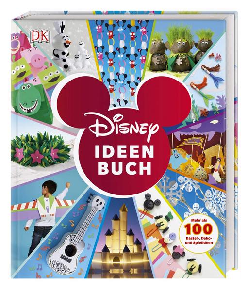 Disney Ideenbuch