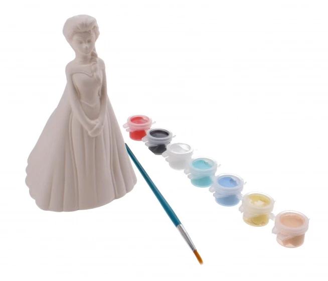 Elsa Spardose zum selber bemalen