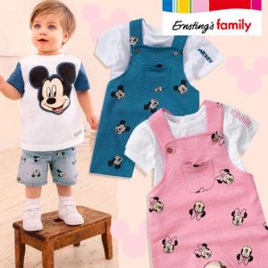Ernsting's Family: Disneymode ab 6,99€