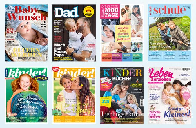 Familienzeitschriften