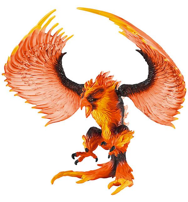 Schleich Feuer Adler