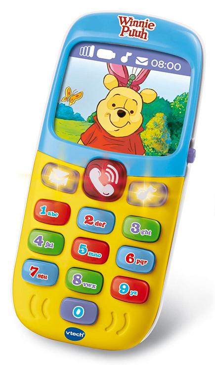 Winnie Puuh Spielzeugtelefon