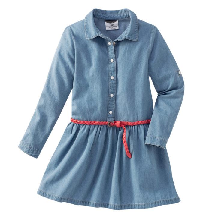 Jeanskleid für Mädchen