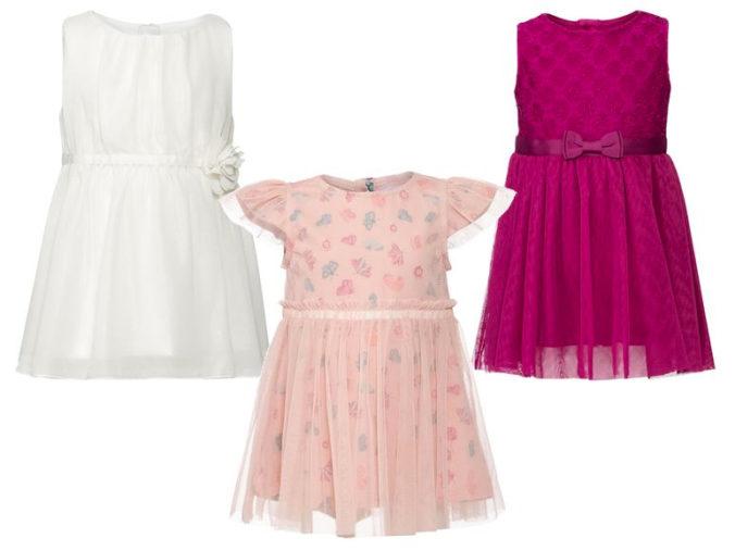 Kleider für Mädchen