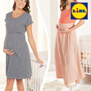 LIDL: Umstandsmode bereits ab 4,99€