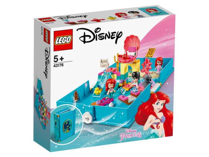 Lego Arielle Märchenbuch