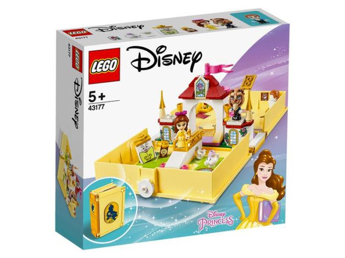 Lego Die Schöne und das Biest Märchenbuch