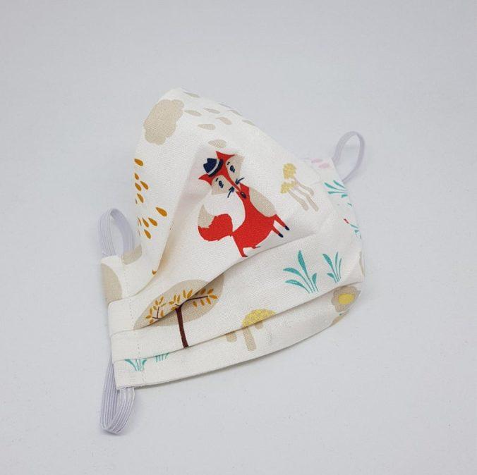 Maske Mundschutz für Kinder