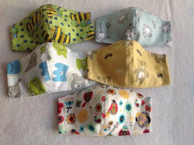 Mundschutz Maske für Kinder