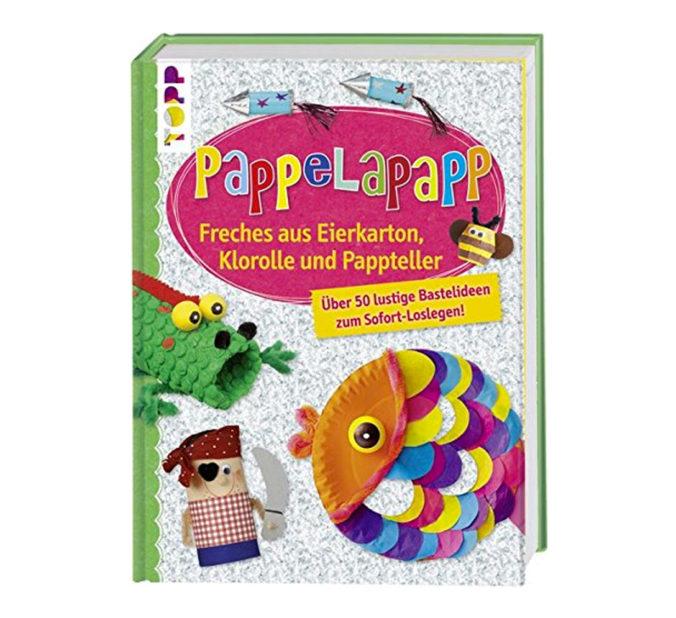 """Kinderbastelbuch """"Pappelapapp"""""""