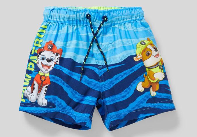 Paw Patrol Badeshorts für Kinder