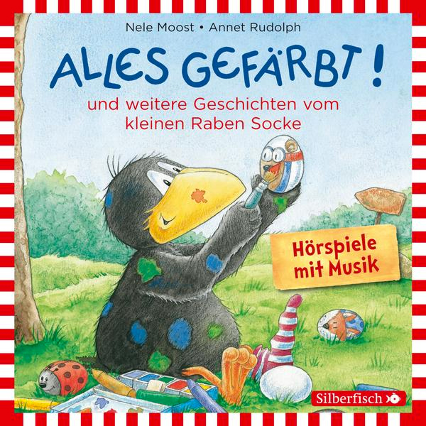 "Hörbuch ""Rabe Socke - Alles gefärbt"""