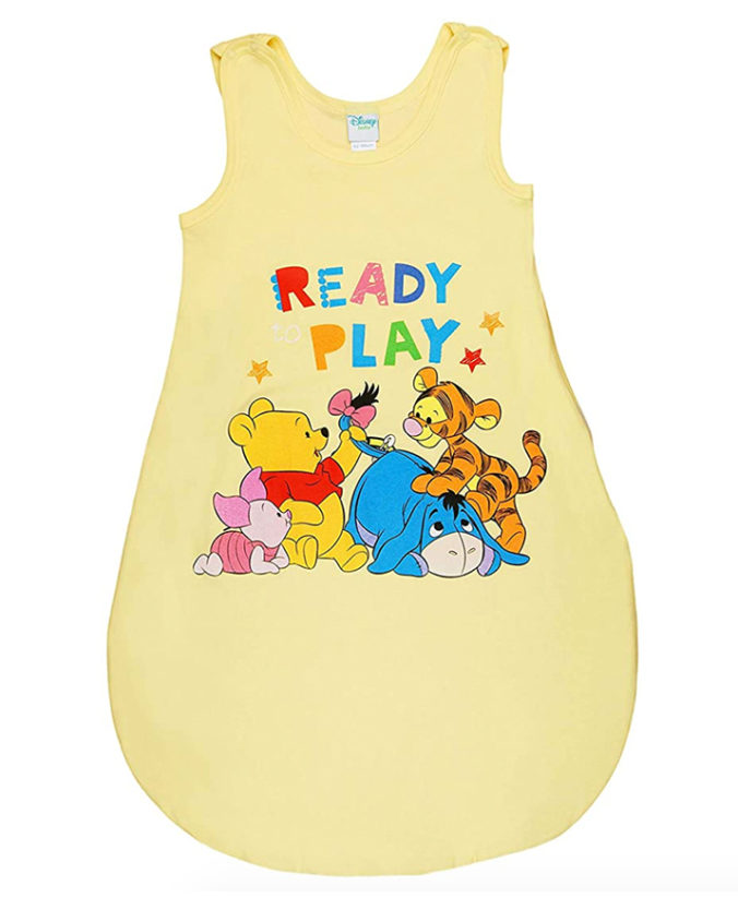 Winnie Puuh Schlafsack für Babys