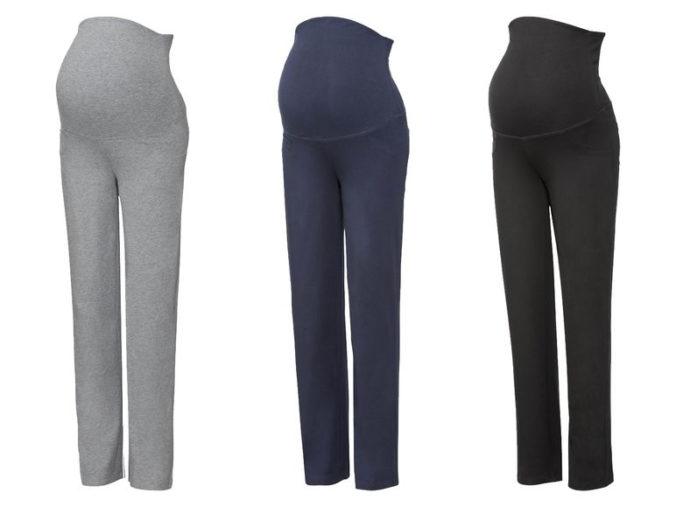 Umstands-Relax-Hosen in verschiedenen Farben