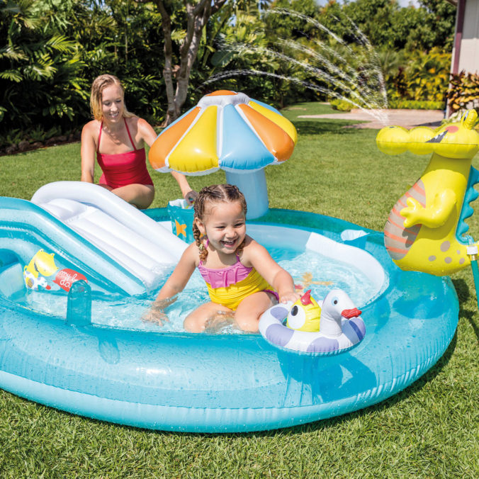 Intex Kinderpool mit 40% Rabatt