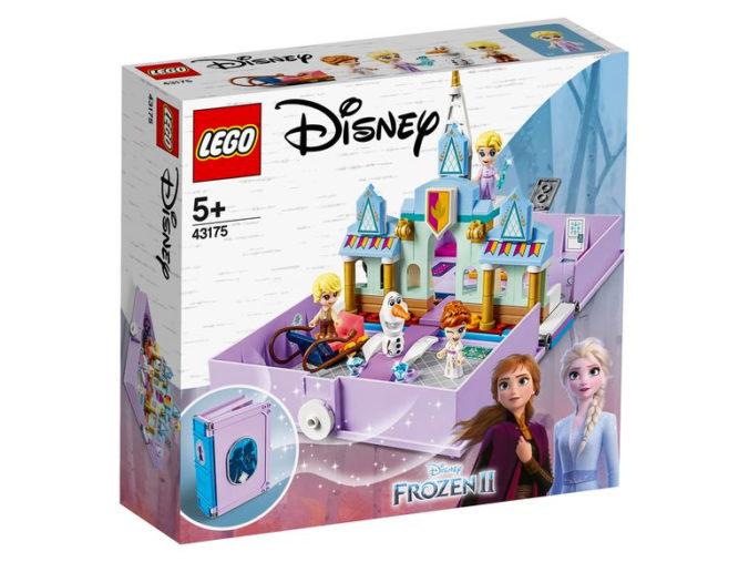 Lego Frozen Märchenbuch