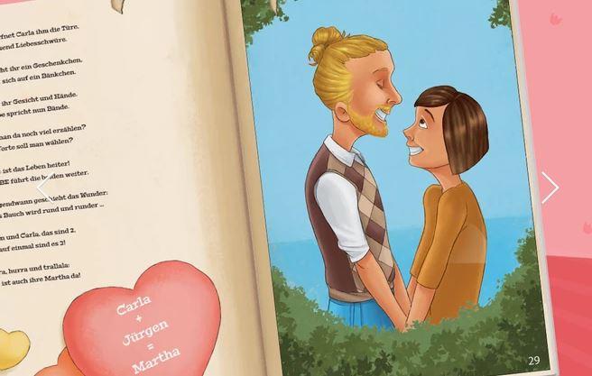 Personalisiertes Kinderbuch