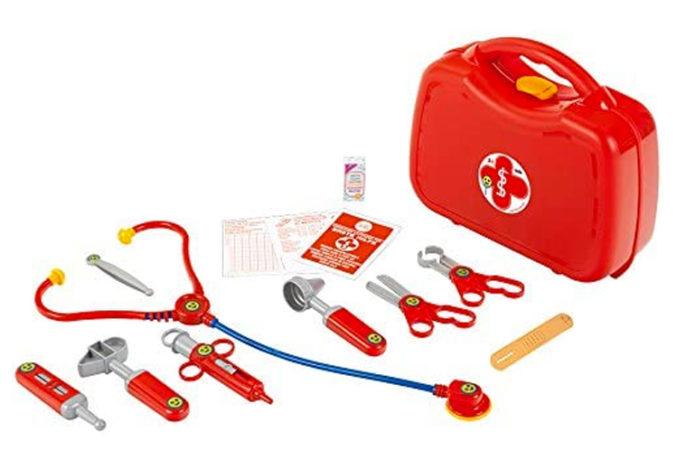 Spielzeug-Arztkoffer für Kinder