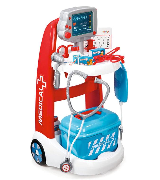 Arzt-Trolley für Kinder