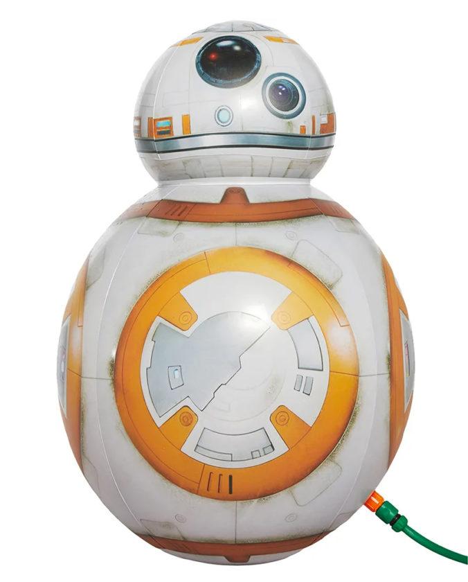 Star Wars BB8 Wassersprinkler